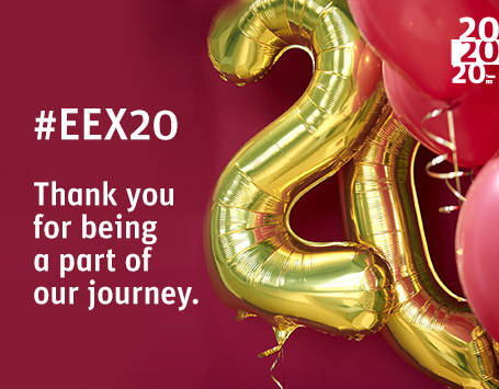 20 years of EEX